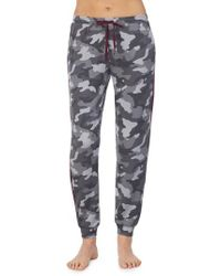 Room Service - Gray Stripe Jogger Pants - Lyst
