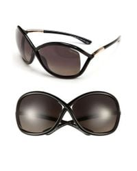 Tom Ford - Multicolor 'whitney' 64mm Polarized Sunglasses - - Lyst