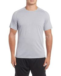 Zella | Gray Celsian Training T-shirt for Men | Lyst