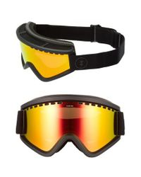 Electric - Red Egv 200mm Snow Goggles - Lyst