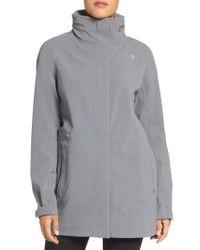 The North Face - Gray Apex Flex Gore-tex Disruptor Jacket - Lyst