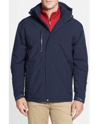 Cutter & Buck | Blue Weathertec Sanders Jacket for Men | Lyst