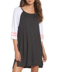 Honeydew Intimates - Black Honeydew Modal Jersey Sleepshirt - Lyst