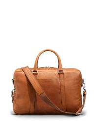 Shinola | Natural Leather Briefcase for Men | Lyst