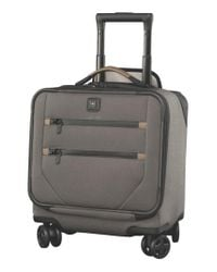 Victorinox - Gray Victorinox Swiss Army Lexicon 2.0 Dual Caster Wheeled Boarding Tote for Men - Lyst