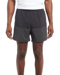 Nike | Black Distance Dri-fit Running Shorts for Men | Lyst