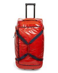 Patagonia | 'black Hole(tm)' Rolling Duffel Bag for Men | Lyst