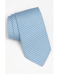 Vineyard Vines | Blue 'whale' Silk Tie for Men | Lyst