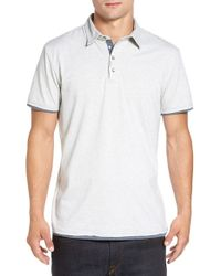7 Diamonds | Brown 'ultimate' Polo for Men | Lyst