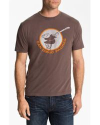 Red Jacket - Brown 'san Diego Padres' Trim Fit T-shirt for Men - Lyst