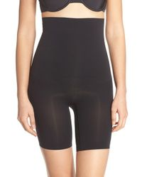 Yummie By Heather Thomson | Black Cleo Shaper Shorts | Lyst