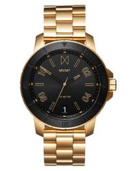 MVMT | Black Modern Sport Bracelet Watch for Men | Lyst
