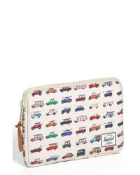 Herschel Supply Co. | White 'rad Cars With Rad Surfboards Collection' Ipad Mini Case | Lyst