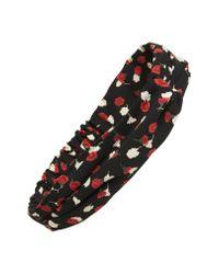 Tasha - Multicolor Floral Twist Head Wrap - Lyst