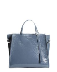 CALVIN KLEIN 205W39NYC - Blue Calvin Klein 209w39nyc East/west Leather Tote - - Lyst