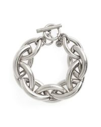 Jenny Bird - Metallic Sloane Link Bracelet - Lyst