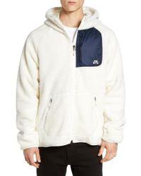 Nike   White Everett Hoodie for Men   Lyst
