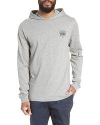 Vans - Multicolor Van Doren Hooded T-shirt for Men - Lyst