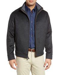 Peter Millar - Gray Westport Wool & Cashmere Jacket for Men - Lyst