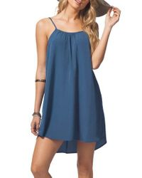 Rip Curl - Blue Classic Surf Cover Up - Lyst