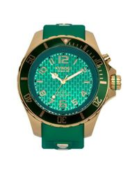 Kyboe | Green ! 'emerald' Silicone Strap Watch for Men | Lyst