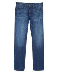 Fidelity - Blue Jimmy Slim Straight Leg Jeans for Men - Lyst