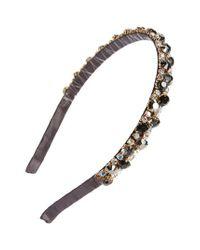 Tasha | Multicolor Sweet Embellished Headband | Lyst