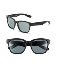 Nike - Black Volano 55mm Sunglasses - Lyst