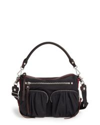 MZ Wallace - Black 'bailey' Bedford Nylon Tote - - Lyst
