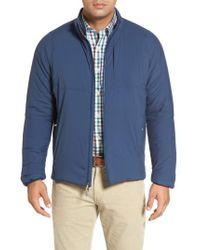 Peter Millar - Blue Bozeman Stretch Puffer Jacket for Men - Lyst