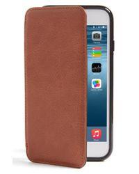 Sena - Multicolor Iphone 7 Leather Wallet Case - Lyst