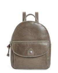 Frye - Multicolor Melissa Mini Leather Backpack - Lyst