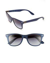 Ray-Ban   Gray 52mm Sunglasses - Dark Grey   Lyst