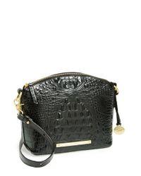 Brahmin - Black 'mini Duxbury' Crossbody Bag - Lyst