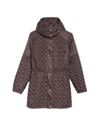 Andrew Marc | Multicolor Quilted Down Jacket | Lyst