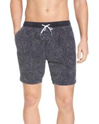 Billabong - Black Sundays Layback Board Shorts for Men - Lyst