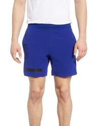 Under Armour Multicolor Perpetual Fitted Shorts for men