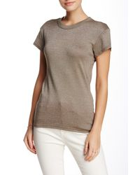 Michael Stars - Multicolor Basic Crew Neck Tee - Lyst