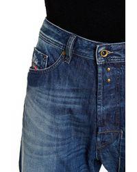 DIESEL - Blue Narrot Jean for Men - Lyst