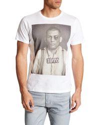 DIESEL | White T-eckart Cotton Jersey T-shirt for Men | Lyst