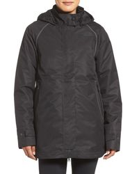 The North Face | Black Mosswood Triclimate(tm) Waterproof 700 Fill Power Down 3-in-1 Jacket for Men | Lyst