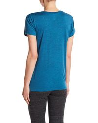 Alternative Apparel | Blue Kimber Short Sleeve Tee | Lyst