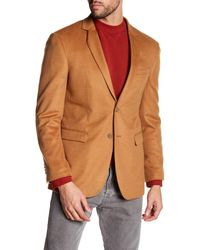 Santorelli - Multicolor Joshua Solid Two Button Notch Lapel Cashmere Classic Fit Sport Coat for Men - Lyst