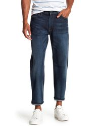 Lucky Brand - Blue Vintage Straight Leg Jeans for Men - Lyst