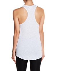Hurley - White Little Dri Fit Tank - Lyst