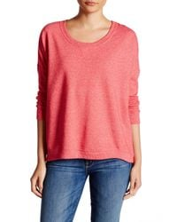 Alternative Apparel | Pink Sunset Pullover Sweater | Lyst