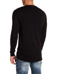 Globe - Black Argos Long Sleeve Tee for Men - Lyst