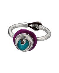 Uno De 50 - Multicolor North Star Bracelet - Lyst