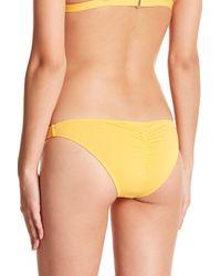 Rhythm - Yellow My Cheeky Bikini Bottoms - Lyst