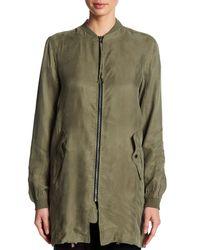 Fate - Green Zip Jacket - Lyst